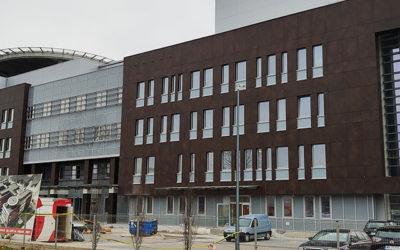 Budowa szpitala Południowego w Warszawie